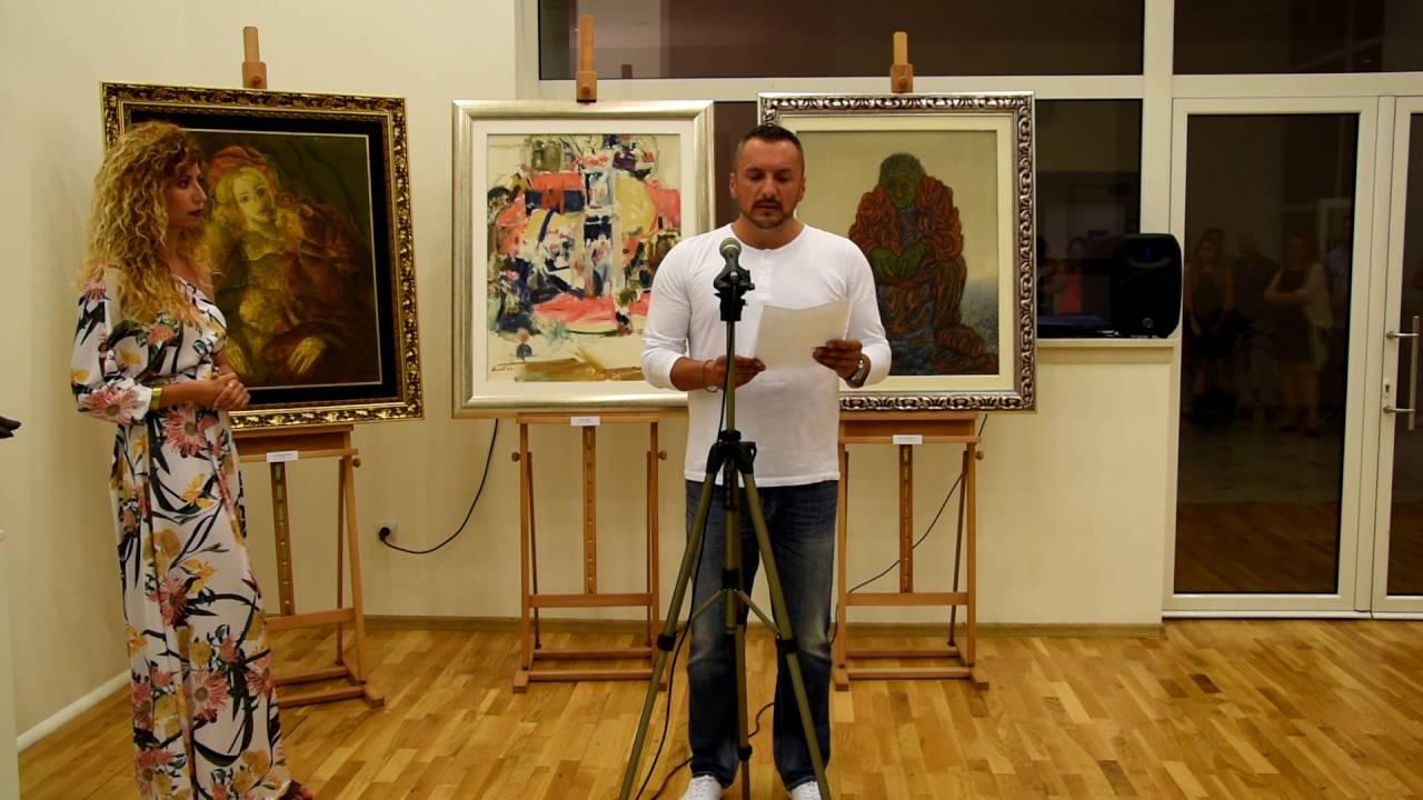 """Otvaranje izložbe Galerija """"Konsul"""" Porto Montenegro"""