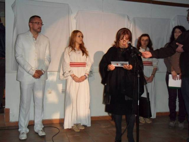 Gallery of the Cultural Center – Bijelo Polje 2014
