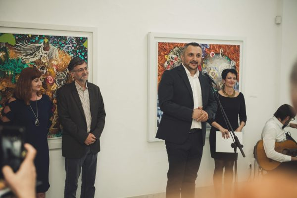 Картины sa Выставки – Галерея ULUS Белград 23.05.2018